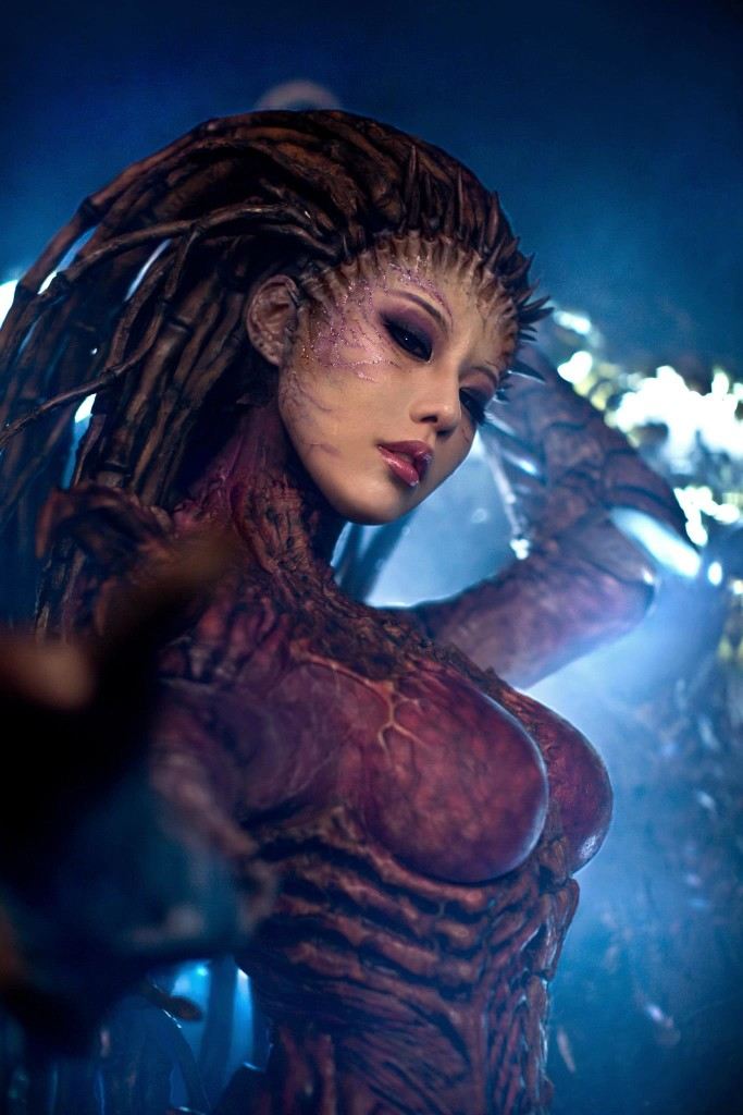 Queen of Blades Sarah Louise Kerrigan